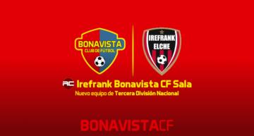 El Bonavista competirá en Tercera tras unirse al FS Irefrank Elche de futsal