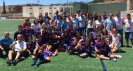 GALERÍA: El UD Alzira conquistó el XI Trofeo Infantil José Mangriñán de la UD Vall d'Uixó