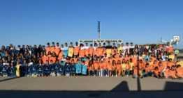 VIDEO: El Día de la Selecció FFCV sirvió para hacer 'piña' entre los chicos y chicas de la Valenciana