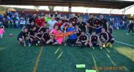 CDA San Marcelino saborea la gloria de su ascenso a Liga Nacional Juvenil