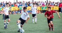 Sorteados los cruces en cuartos y semis de la Copa de Campeones de Fútbol Base 2019