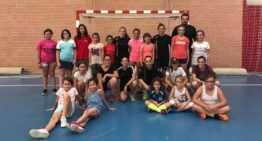 Éxito del Clínic Valenta de Fútbol Sala Femenino en Castalla