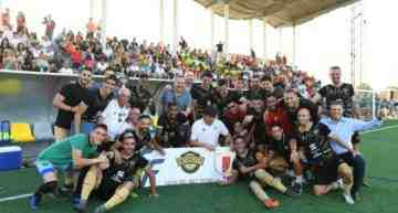 Los penaltis dan al Intercity Sant Joan Alacant el billete para jugar la Copa del Rey 2019-2020