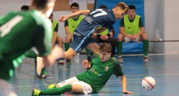 El CP de Picassent acogerá un amistoso de la selección sub19 de fútbol sala