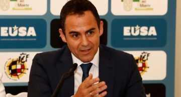 Velasco Carballo hará balance de la primera temporada del VAR este jueves 27 en el MUVIM