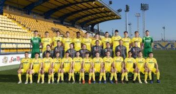 El Juvenil del Villarreal buscará hacer historia en la final de la Copa del Rey