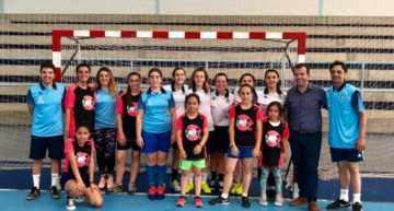 Grandes avances técnicos en el Clínic de futsal femenino en Benaguasil