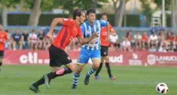 CF La Nucía tiene la Segunda B a sólo un pasito