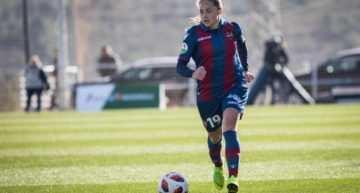 Estefanía Banini renueva con el Levante hasta 2021