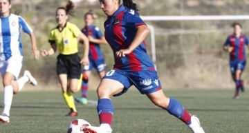 El Levante Femenino anuncia la salida de Carol Marín, Buceta, Charlyn, Jéssica Silva y Aivi