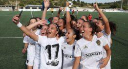 La Fundación VCF presume de la gran temporada del Valencia Femenino 'B'