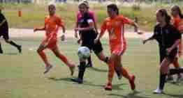 Las Selecciones FFCV Sub-14 se impusieron en los dos amistosos ante Castilla La Mancha