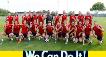 Previa: España quiere dar la gran sorpresa del Mundial ante Estados Unidos (18 horas)