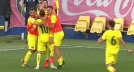 Villarreal golpea primero y el Levante deberá remontar para alcanzar la final de Copa del Rey Juvenil
