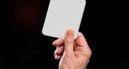 La Federación Murciana crea la tarjeta blanca arbitral para premiar las acciones deportivas