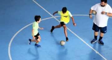 El primer Campus de Fútbol Sala FFCV finaliza con muy buenas sensaciones