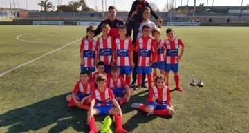 Recuerdos de una excelente temporada en el Benjamín C del Atlético Moncadense