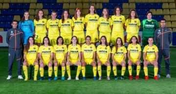 El Villarreal Femenino paladea un triple ascenso para la historia