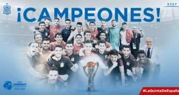 España Sub-21 se convierte en reina de Europa (2-1)