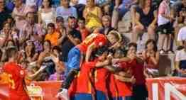 Collado y Tenas dan el triunfo a España ante Rusia en su debut en el COTIF 2019 (2-0)