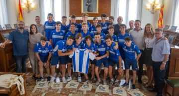El Cadete A del CF Base Gandia logra el ascenso y jugará en Liga Autonómica