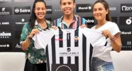 El Joventut Almassora se refuerza de cara a una ilusionante temporada en Segunda División