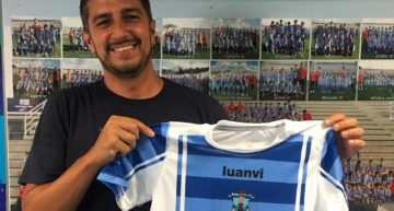 El técnico David García se enrola en la cantera del Ciudad de Benidorm tras su paso por la FFCV