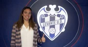 María Pry: 'El Levante cubre todas las necesidades que tenía como entrenadora'