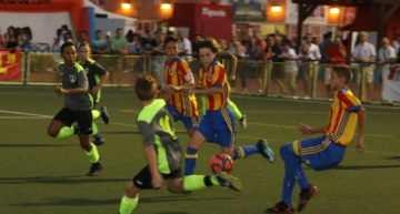 Promeses en detalle (Jornada 2): el Innotec Benimodo sorprendió al Valencia CF (2-0)