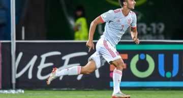 Ferran: 'Ayudar con dos goles para resolver esta final es un orgullo'