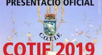 Puesta de largo del COTIF 2019 el próximo viernes 19 en la Ciutat Esportiva de Els Arcs