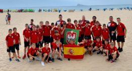 El Infantil C y Alevín B del Ciutat de Xàtiva todavía vibran con los ecos de la Costa Blanca Cup 2019