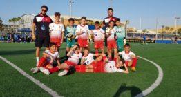 Gran nivel de los equipos del Ciutat de Xàtiva en la Costa Blanca Cup