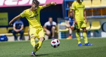 Morante, Baena y Collado (Villarreal CF) disputarán el COTIF 2019 con España Sub-20