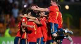 España y Portugal, enemigos íntimos en la búsqueda del Europeo Sub-19