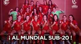 Olga Carmona cuela a España Sub-19 en semis del Europeo y da el billete para el Mundial (1-0)