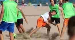 La Selecció Sub 16 queda encuadrada en un duro grupo para el Campeonato de España de Fútbol Playa