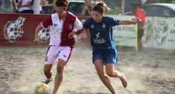 Las selecciones Valenta y Cadete FFCV caen en fase de grupos del Campeonato de Selecciones Autonómicas de futplaya