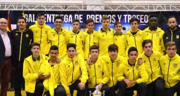 Castellón entrega los trofeos a los Campeones y Subcampeones de Liga