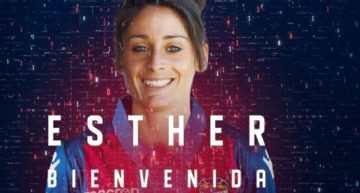 Esther González vuelve al Levante Femenino