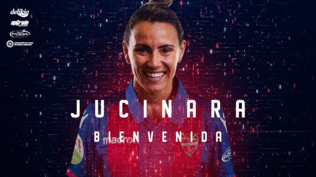 El Levante se hace con Jucinara Soares hasta 2021