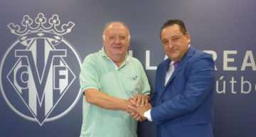 El Villarreal CF y el CD Oliver aragonés renuevan su convenio de colaboración hasta 2024