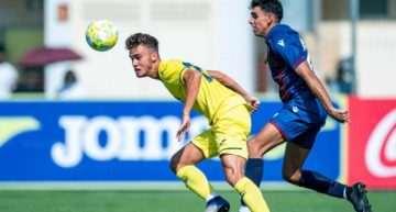 La cantera del Villarreal 'aprieta' en su puesta a punto esta pretemporada