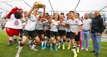 Convocatoria de la Academia VCF para los Cadetes que disputarán LaLiga Jope Cup 2019 en China