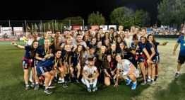 GALERÍA: Cuadro de honor y fiesta de celebración del 'doblete' español en el COTIF 2019