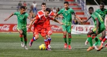 Rusia supera a Mauritania sin excesivos problemas (3-0)