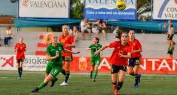 España vence a Bolivia y sigue intratable en el COTIF Cañamás Naranja (0-2)