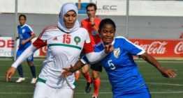 La conquista india del fútbol arranca en el COTIF