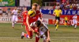 Rusia hace pagar a Baréin los platos rotos en su segundo partido (5-1)