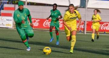 El Villarreal se impone con solvencia a Mauritania (6-1)